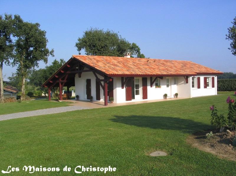 Vente maison villa urcuit 64990 for Maison moderne landes