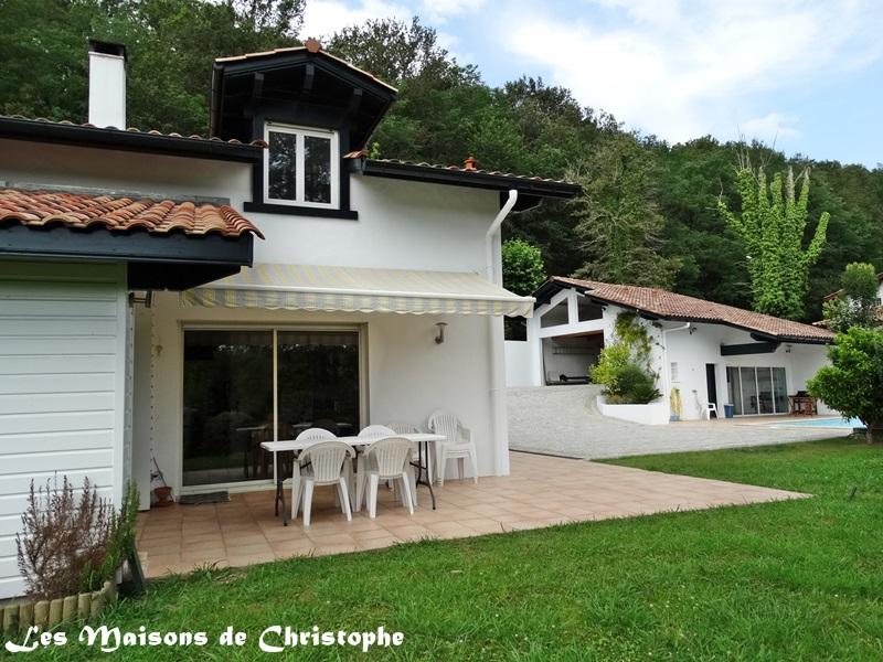 Vente maison villa proche d 39 ustaritz 64480 for Achat maison ustaritz