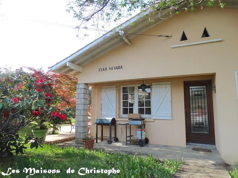 Vente maison villa ustaritz 64480 for Achat maison ustaritz