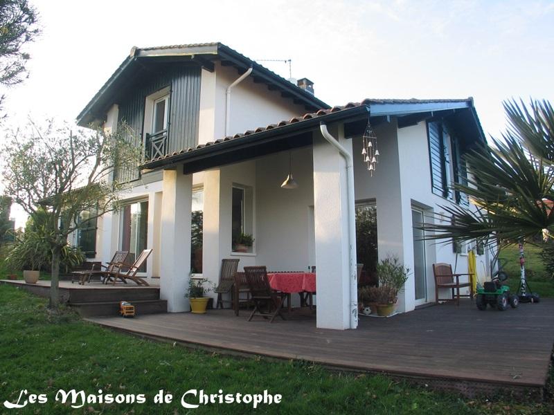 Vente maison villa ustaritz 64200 for Achat maison ustaritz